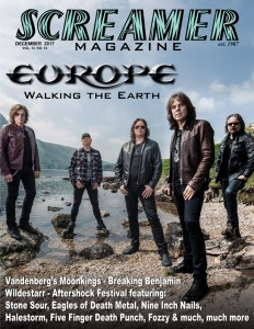 Screamer Magazine December 2017