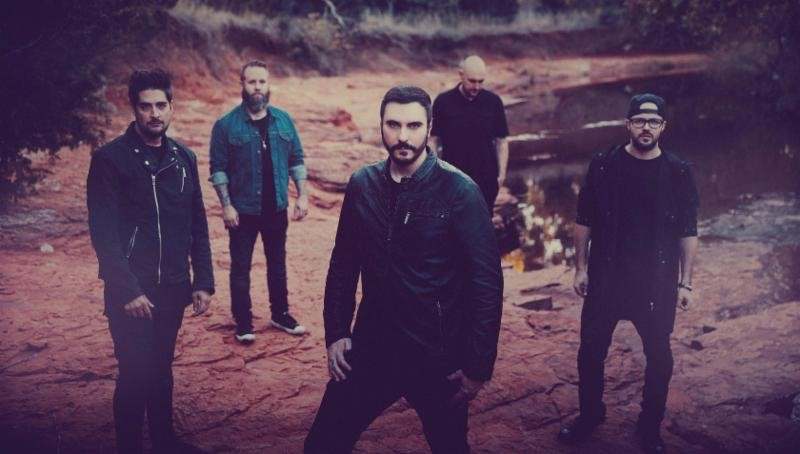 Out Now Breaking Benjamin Red Cold River Listen
