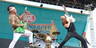 VANS WARPED TOUR – 25th Anniversary