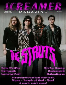 Issue #148 The Struts
