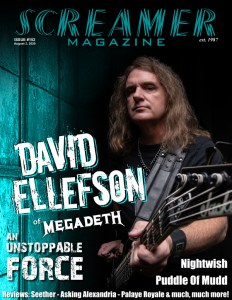 Issue #152 David Ellefson