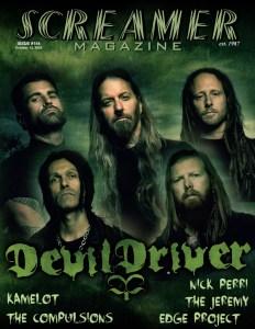 Issue #154 DevilDriver