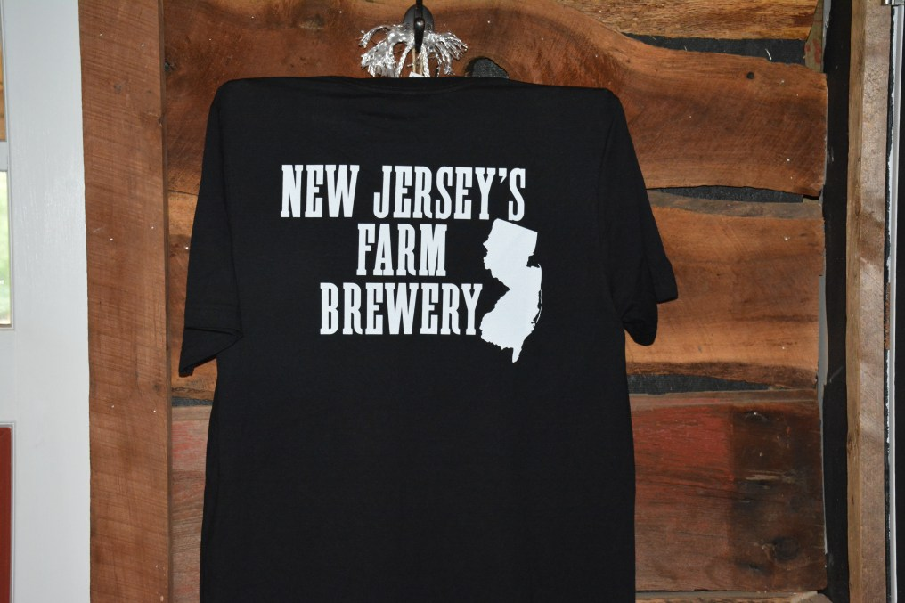 New Jersey's Farm Brewery (Back)