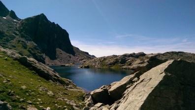Lac Cornu (2560m).