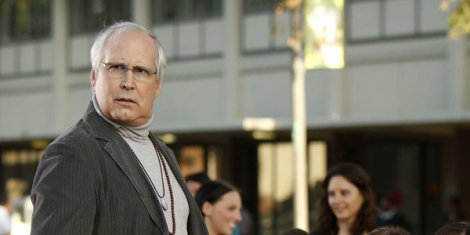 Chevy Chase Officially Drops Out Of 'Community' Will Not Return After Season Four 1