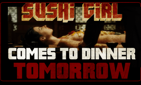 Dinner Is Served When 'Sushi Girl' Hits VOD Tomorrow; Find Out If Your VOD Provider Will Have It 1
