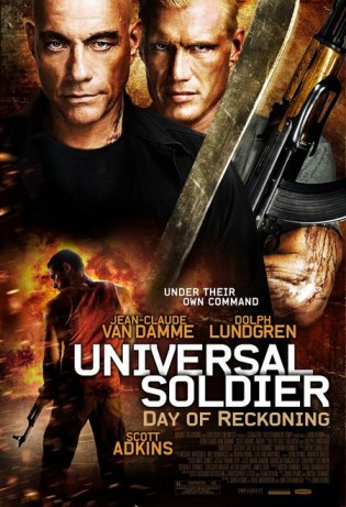 [Movie Review] A Dark New Approach Delivers A Surprisingly Brutal & Original Take On The Series. A Review of 'Universal Soldier: Day Of Reckoning'  1