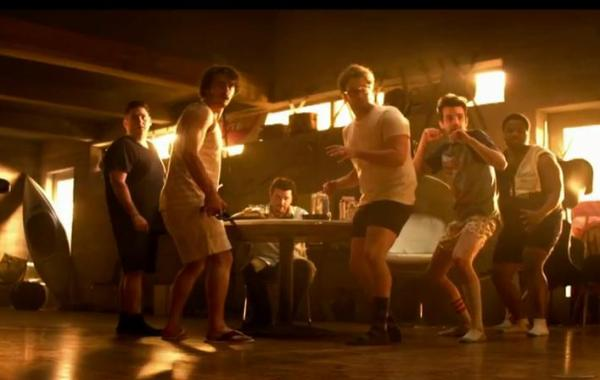 A New Red Band Clip/Teaser From Evan Goldberg & Seth Rogen's 'This Is The End' Invades 13