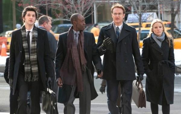 Showtime Renews 'Shameless' 'House Of Lies' & 'Californication' 5