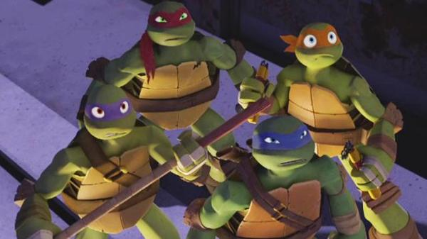 Nickelodeon Renews 'Teenage Mutant Ninja Turtles' For A Third Season & Announces A Number Of New Upcoming Shows. 22