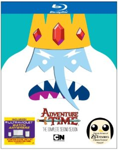 [Blu-Ray Review] 'Adventure Time: The Complete Second Season'; Now Available On Blu-Ray & DVD From Warner Bros/Cartoon Network 3