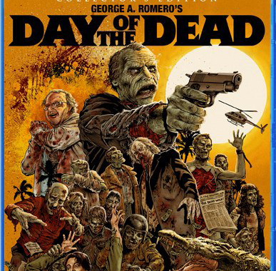 [Blu-Ray Review] The 'Day Of The Dead: Collector's Edition' brings you Romero's classic like you've never seen it before; Now Available on Blu-Ray & DVD From Scream Factory 23