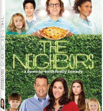 [DVD Review] 'The Neighbors: The Complete First Season' is out of this world fun for the whole family; Now Available On DVD From ABC Studios 13
