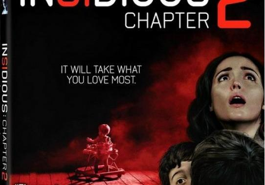 [Blu-Ray Review] 'Insidious: Chapter 2' is an impressive and brilliantly crafted sequel; Own it today on Blu-Ray Combo Pack & DVD From Sony Pictures Home Entertainment 23
