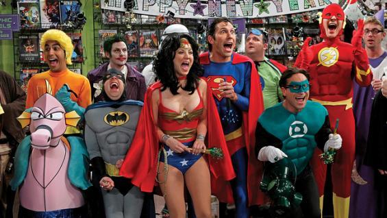 CBS Renews 'The Big Bang Theory' for Three More Seasons 11