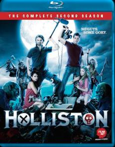 Holliston.Season.Two-Blu.Ray-Cover