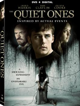 The Chilling Supernatural Thriller 'The Quiet Ones' Arrives On Blu-ray, DVD, Video On Demand And Pay-Per-View August 19, 2014 From Lionsgate Home Entertainment 17
