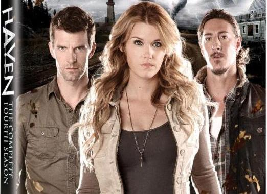 Supernatural Smashes from Syfy 'Bitten: The Complete First Season' & 'Haven: The Complete Fourth Season' Arrive This August on Blu-ray and DVD From Entertainment One 9