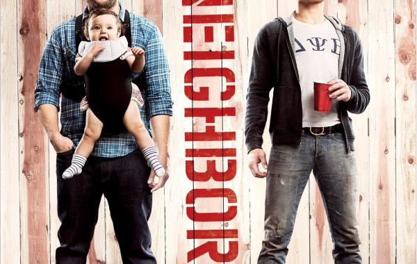 Seth Rogen & Zac Efron Star in 'Neighbors' ; Available on Digital HD 8/12 & Blu-ray Combo Pack 9/23 From Universal 11