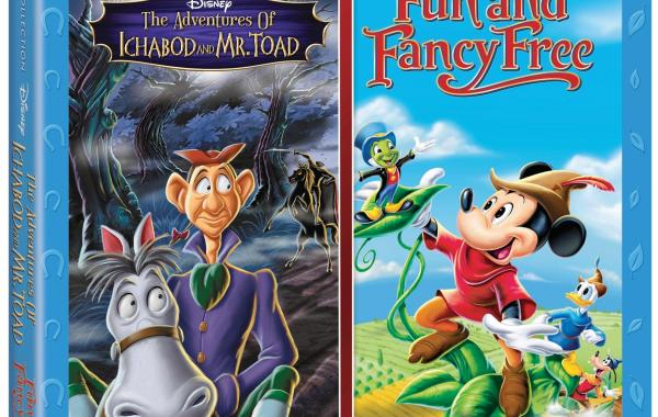 [Blu-Ray Review] 5 Timeless Disney Classics Come Home On Blu-Ray For The First Time; All 5 Now Available on Blu-Ray From Disney 23