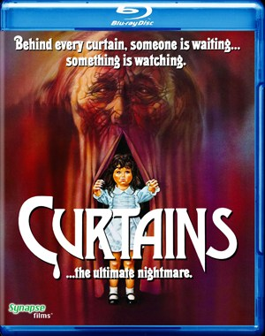 [Blu-Ray Review] The Unique 80's Canadian Slasher 'Curtains' Arrives Home In Gorgeous High Definition; Now Available On Special Edition Blu-Ray & DVD From Synapse Films 12