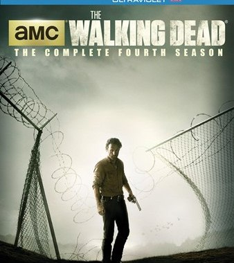 [Blu-Ray Review] 'The Walking Dead: The Complete Fourth Season'; Own It Today On Blu-ray & DVD from AMC & Anchor Bay 13