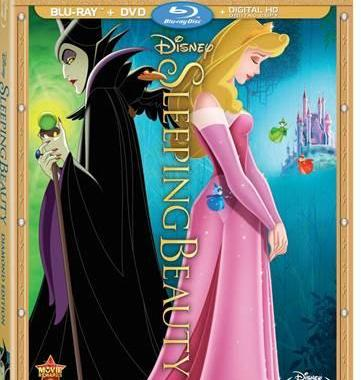 [Blu-Ray Review] 'Sleeping Beauty' Arrives Home In Stunning HD Video & Audio; Own The Diamond Edition On Blu-Ray Combo Pack Today From Disney 4