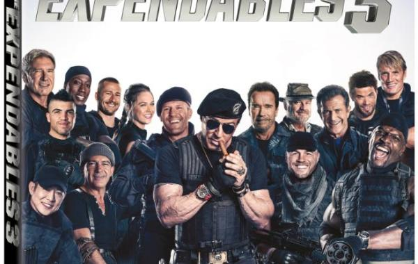 'The Expendables 3' Unrated Edition Arrives on Blu-ray Combo Pack & On Demand November 25 From Lionsgate 1