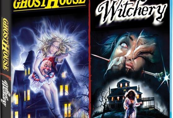 Scream Factory Presents Ghosthouse & Witchery; Arriving On Double Feature Blu-ray June 30 1