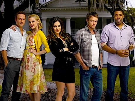 The CW Cancels 'Hart Of Dixie' & 'The Messengers' 33