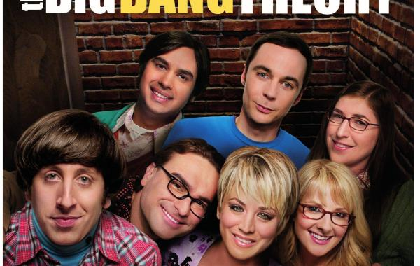 'The Big Bang Theory: The Complete Eighth Season'; Available on Blu-Ray & DVD September 15, 2015 From Warner Bros 3