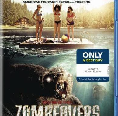 [Blu-Ray Review] 'Zombeavers' Is A Goofy & Gory Good Time: Now Available On Blu-Ray* & DVD From Freestyle Digital Media 12
