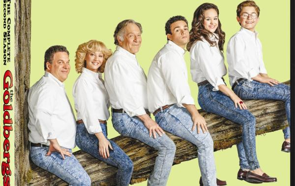 'The Goldbergs: The Complete Second Season'; Debuting On DVD September 8, 2015 From Sony 10