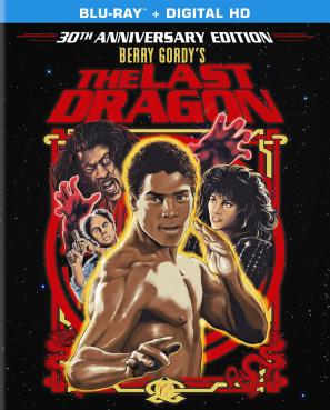 The.Last.Dragon-30th.Anniversary-Blu-Ray-Cover