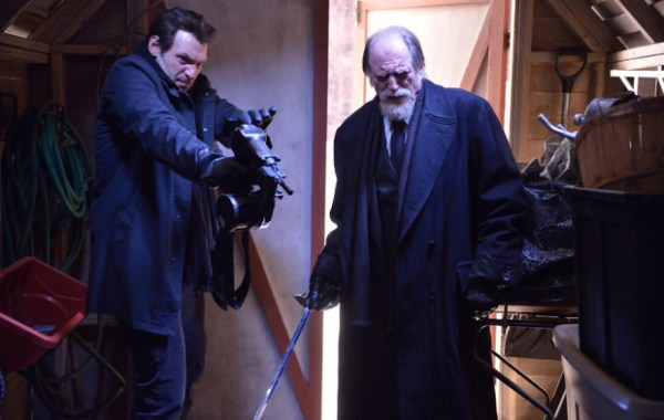 'The Strain' Renewed By FX For Season 3 30