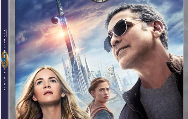 'Tomorrowland'; The Family Adventure Arrives On Blu-ray, Digital HD & DMA October 13, 2015 From Disney 17