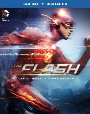 The.Flash.Season.1-Blu-ray.Cover