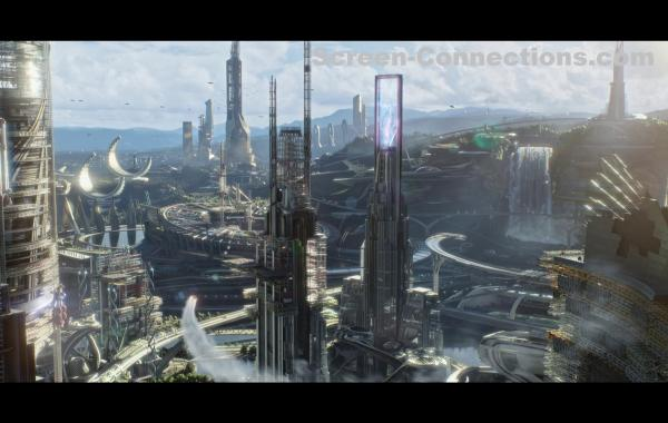 [Blu-Ray Review] 'Tomorrowland' Is Out Of This World Fun: Now Available On Blu-ray & DVD From Disney 19