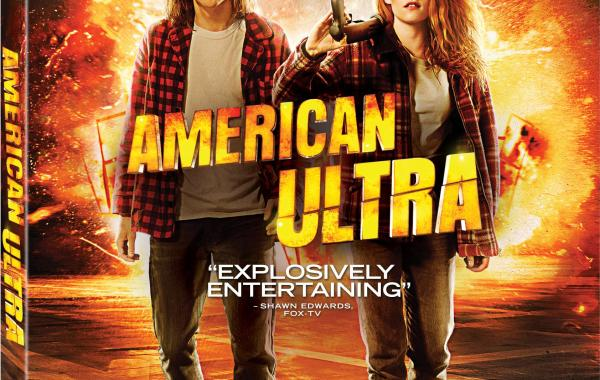 [GIVEAWAY] Win 'American Ultra' On Blu-ray: Available On Blu-ray Combo Pack & DVD November 24, 2015 From Lionsgate 21