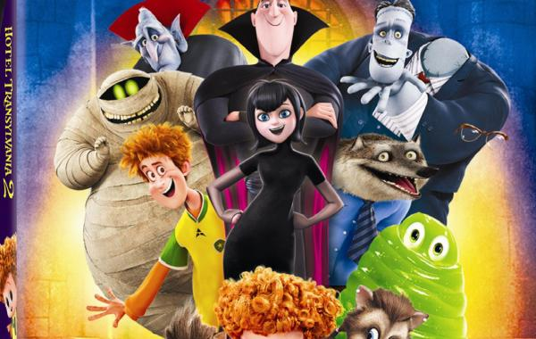 'Hotel Transylvania 2'; Arriving On Digital HD December 22, 2015 & On Blu-ray 3D, 2D & DVD January 12, 2016 From Sony 23
