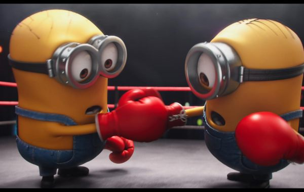 """Watch The All-New 'Minions' Mini-Movie """"Competition"""" Now! 9"""