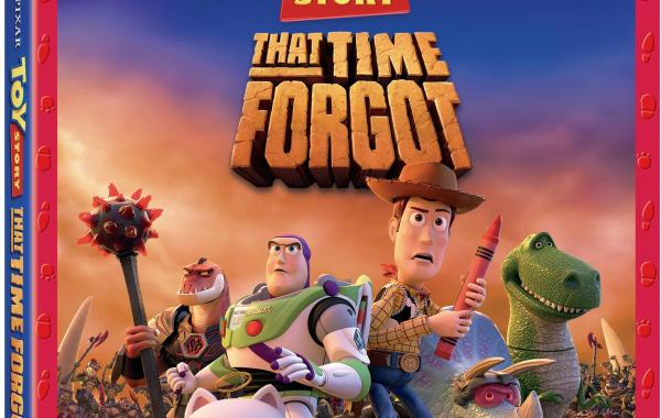 [Blu-Ray Review] 'Toy Story That Time Forgot': Now Available On Blu-ray, Digital HD & DMA From Pixar & Disney 43