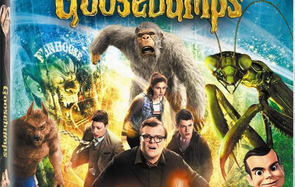 'Goosebumps'; Arriving On Digital January 12 And Blu-ray 3D Combo Pack, Blu-ray Combo Pack & DVD January 26, 2016 From Sony 12