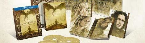 'Game Of Thrones: The Complete Fifth Season'; Available On Blu-ray & DVD  March 15, 2016 From HBO 25