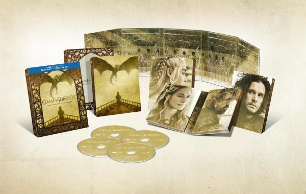 'Game Of Thrones: The Complete Fifth Season'; Available On Blu-ray & DVD March 15, 2016 From HBO 18