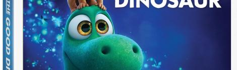'The Good Dinosaur'; Arrives On Blu-ray Combo Pack, Digital HD & DMA February 23, 2016 From Pixar & Disney 41
