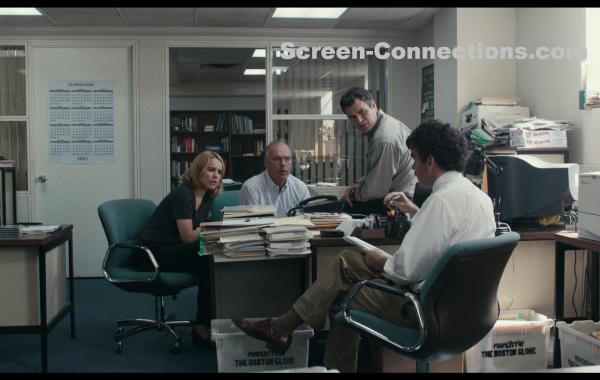 [Blu-Ray Review] 'Spotlight': Arrives On Blu-ray & DVD February 23, 2016 & On Digital HD Now From Universal 6