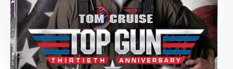 'Top Gun'; 30th Anniversary Limited Edition Blu-ray Steelbook Takes Flight May 3, 2016 From Paramount 16
