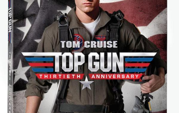 'Top Gun'; 30th Anniversary Limited Edition Blu-ray Steelbook Takes Flight May 3, 2016 From Paramount 8