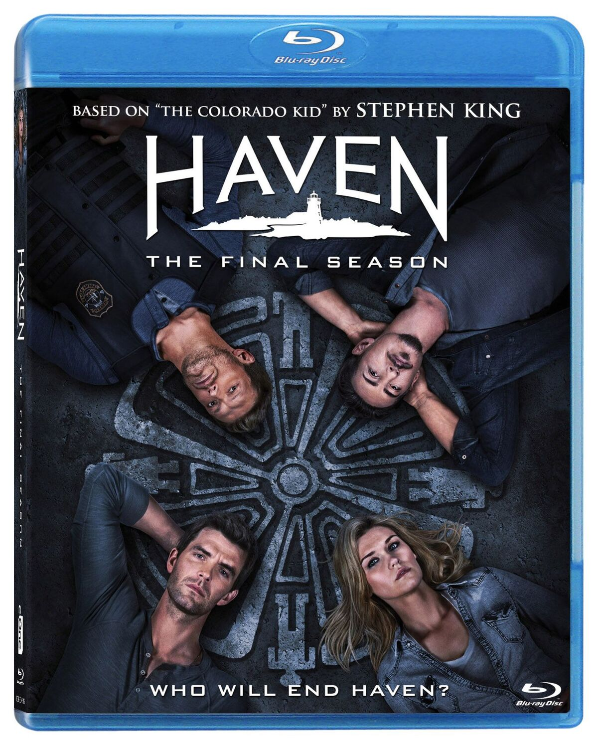 'Haven: The Final Season'; Arriving On Loaded Blu-ray & DVD April 19, 2016 From eOne 1